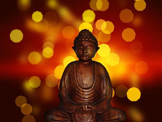 la méditation permet de rencontrer son guide